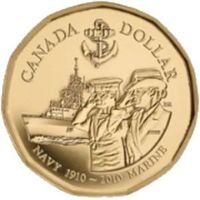 Canadian Dollar Coin