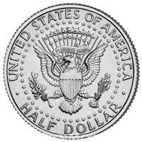 U.S. Half Dollar Coin