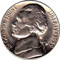 U.S. Nickel Coin