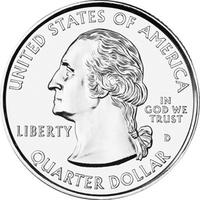 U.S. Quarter Coin